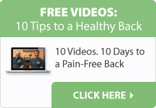 Free Videos: 10 Tips to a healthy Back