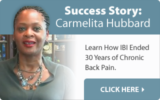 Learn How IBI Ended 30 Years of Chronic Back Pain
