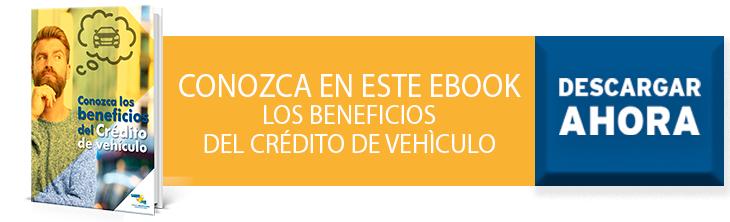 EBOOK - Conozca los beneficios del crédito de vehículo