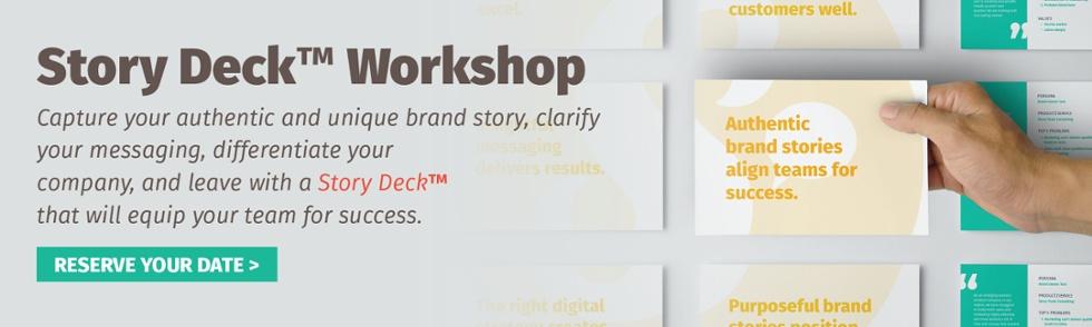 brand deck workshop