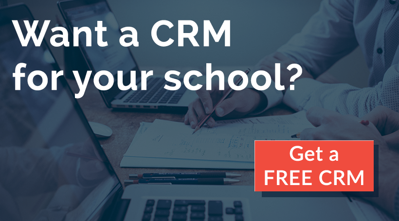 Free CRM & Enrollment Tools