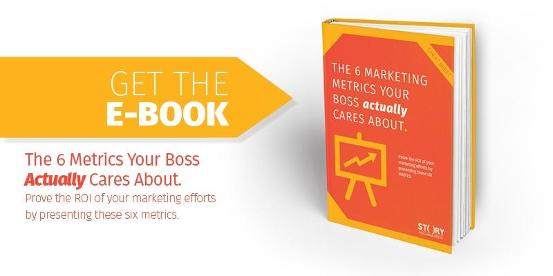 Get the ebook: Six Metrics Your Boss Actually Cares About
