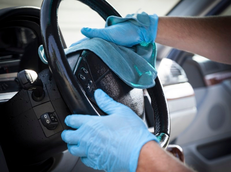 Permanently remove odors, virus, mold and bacteria from your vehicle