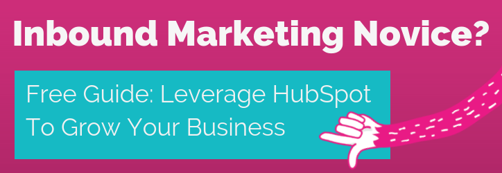 HubSpot Implementation Plan - read the beginner's guide to hubspot right here