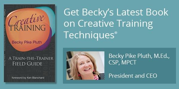 Becky's Book: Creative Training Techniques