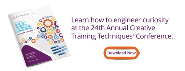 2017 Creative Training Techniques Conference Brochure