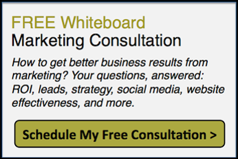 Whiteboard Consultation: Free Marketing Assessment and Consultation