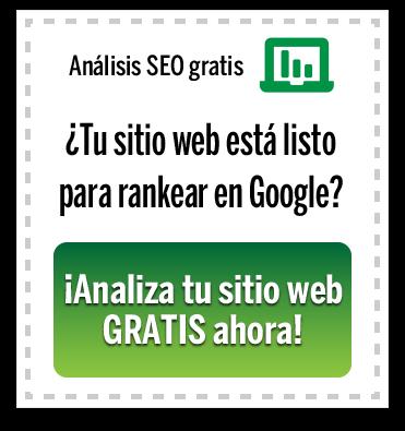 ¿Tu sitio web está listo para rankear en Google?