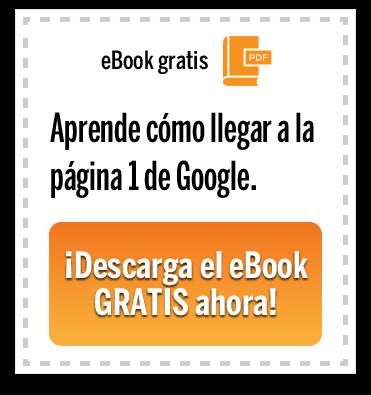 Aprende cómo llegar a la página 1 de Google