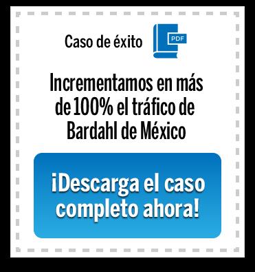 Incrementamos en más de 100% el tráfico de Bardahl de México