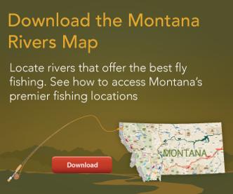 montana river map
