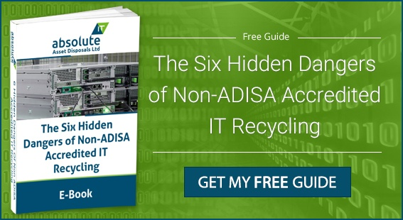 6 Hidden Dangers Of Free IT Recycling