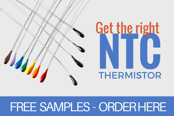 NTC Thermistor Free Sample Offer