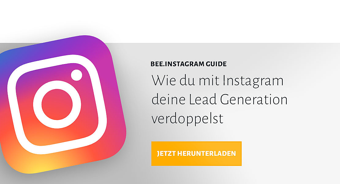 BEE.Instagram Guide herunterladen