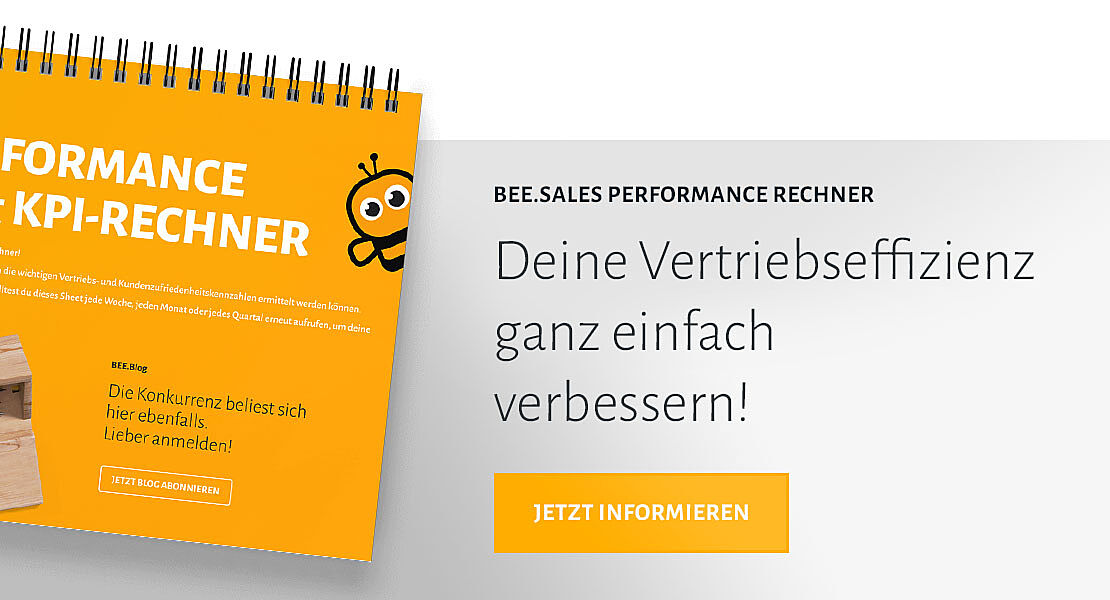 Sales Performance Rechner