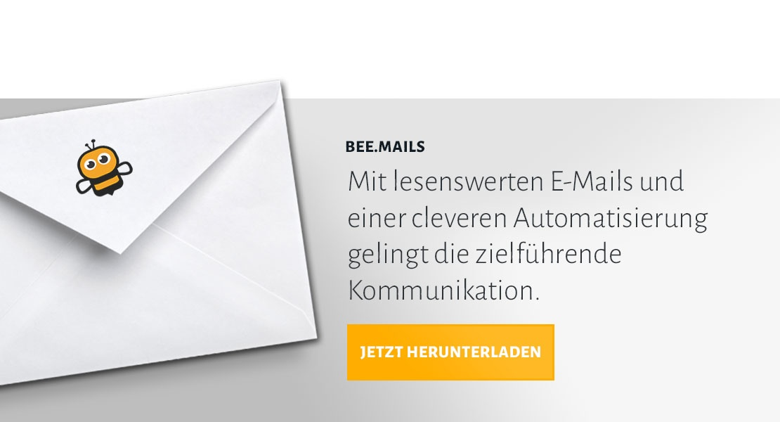 BEE.Mails CTA