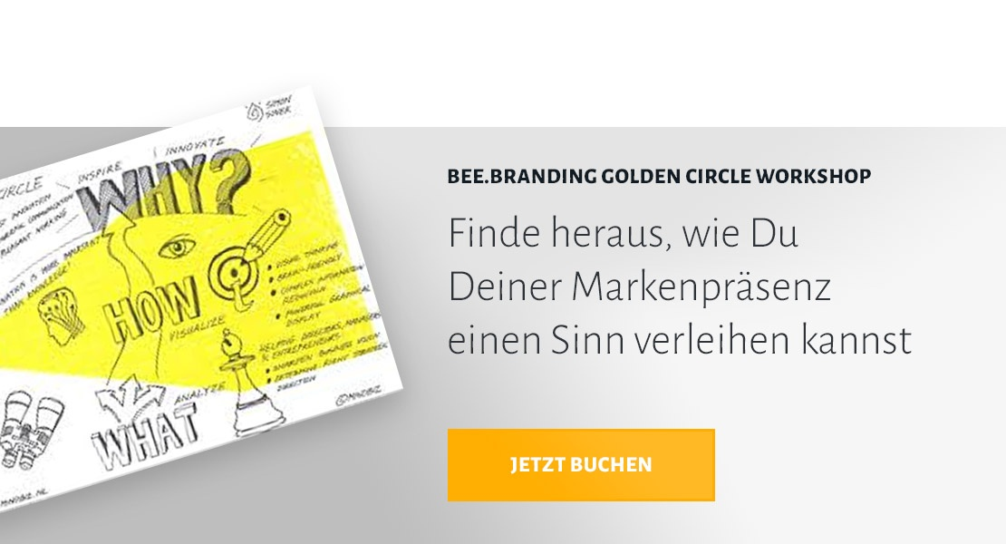 BEE.Branding Golden Circle Workshop buchen