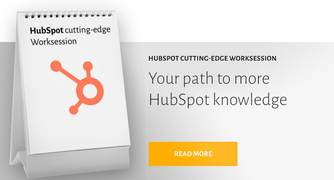 Your path to more HubSpot knowledge