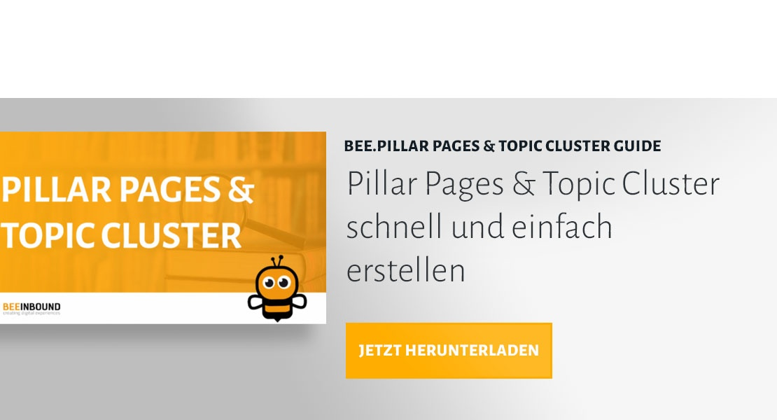 Pillar Pages & Topic Cluster CTA