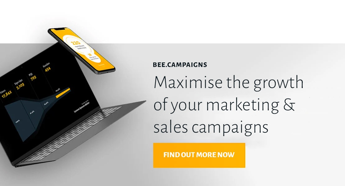 BEE.Campaigns find out more