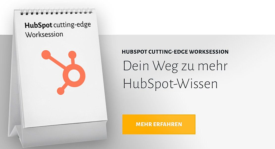 HubSpot Cutting-Edge Worksession