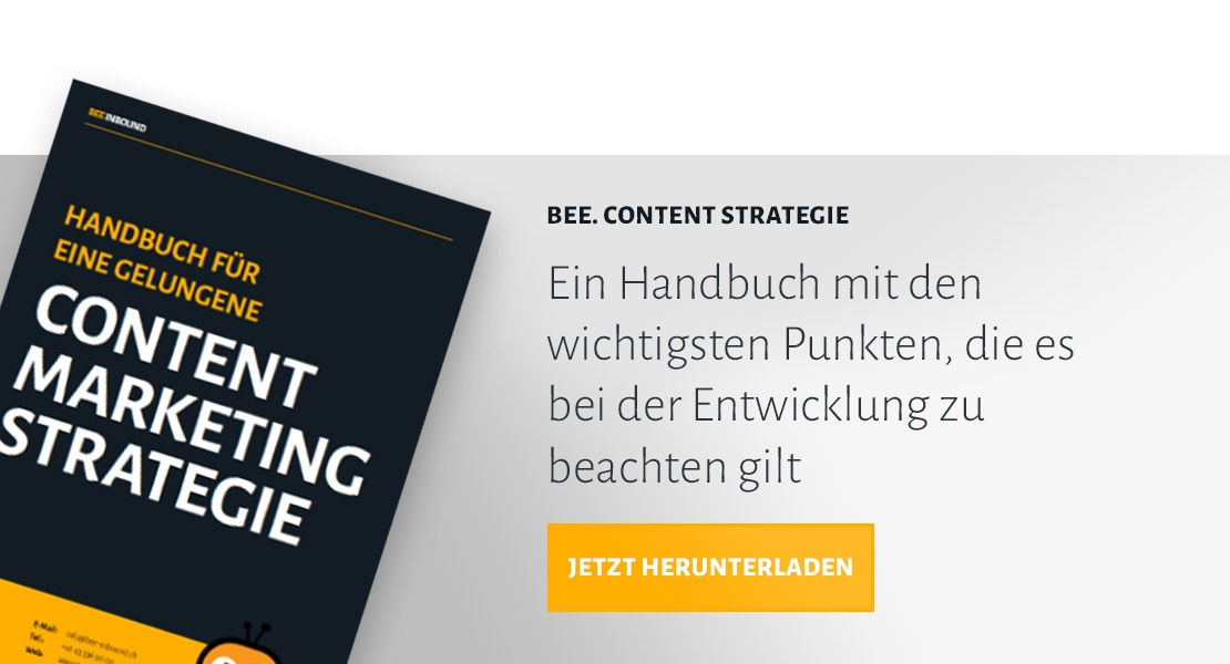 BEE.Content Strategie herunterladen