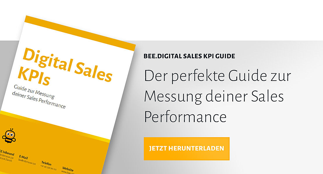 Digital Sales KPIs Guide