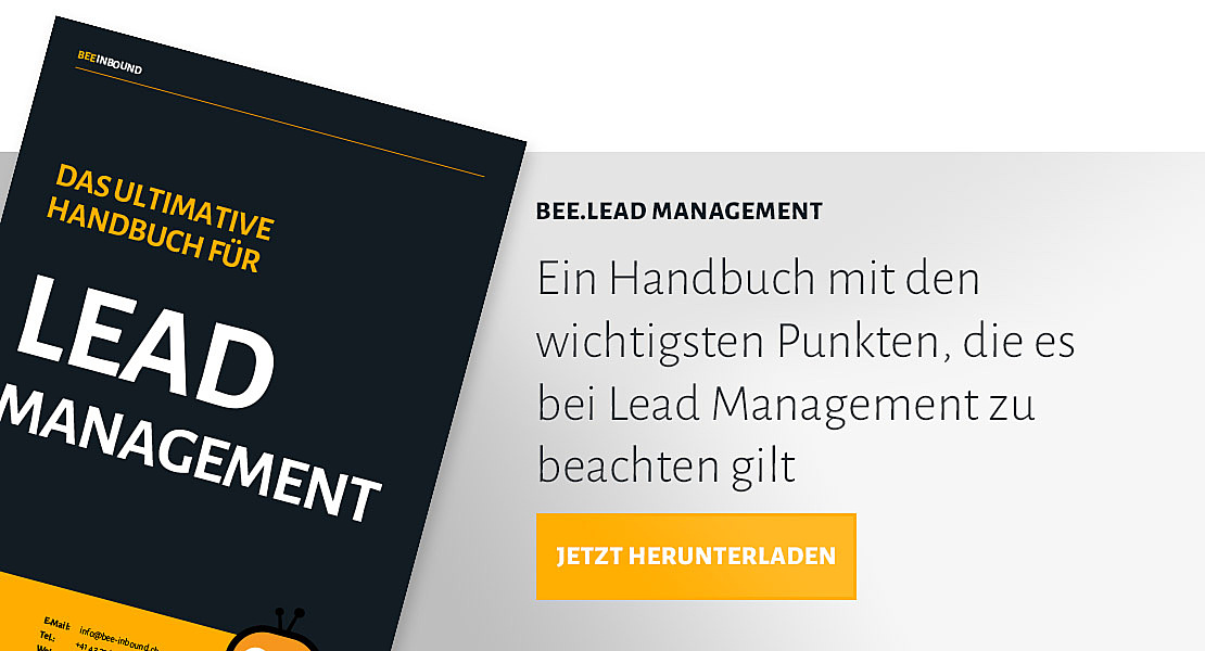 BEE.Lead Management