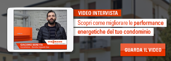 Video Intervista Viessmann Riqualificazione Energetica