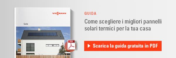Scarica guida pannelli solari termici PDF