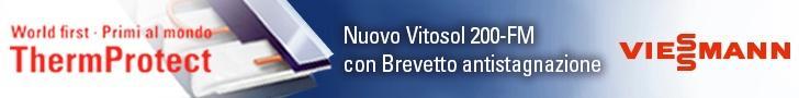 Viessmann - Nuovo Vitosol 200-FM