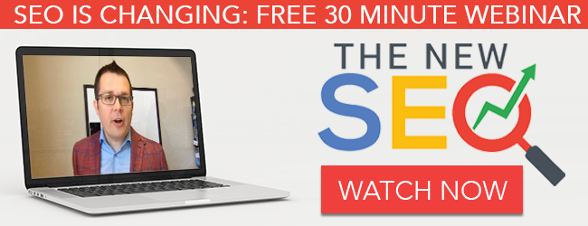 The New SEO Webinar