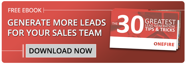 30 Lead Gen Tips - Download the Free eB