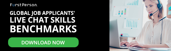 Get your copy of our presentation Global Contact Centre Applicant Skills Benchmarks