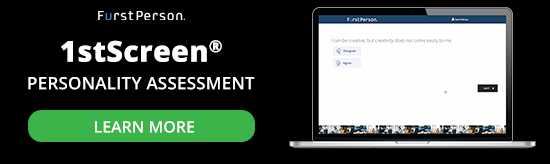 1stScreen Personality Assessment: Learn More