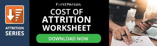 Cost of Attrition Worksheet