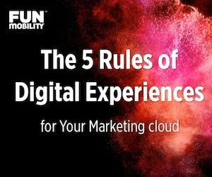 The 5 Rules of Digital Experiences for Your Marketing Cloud