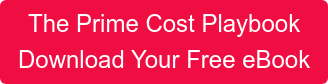 The Prime Cost Playbook Download Your Free eBook