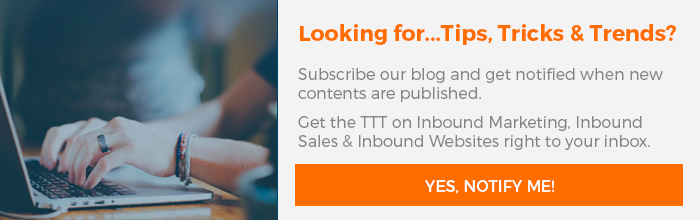 Subscribe blog YouLead Agency