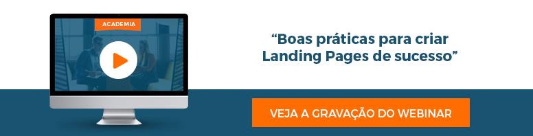 Boas praticas para construir landing pages