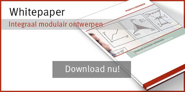 Whitepaper Integraal modulair ontwerpen