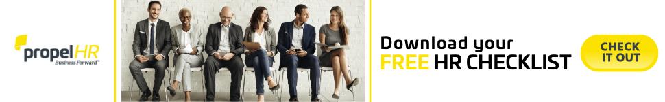 FREE HR CHECKLIST
