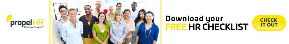 Download your free HR Checklist
