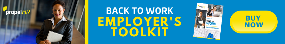 Back to Work Employer's Toolkit
