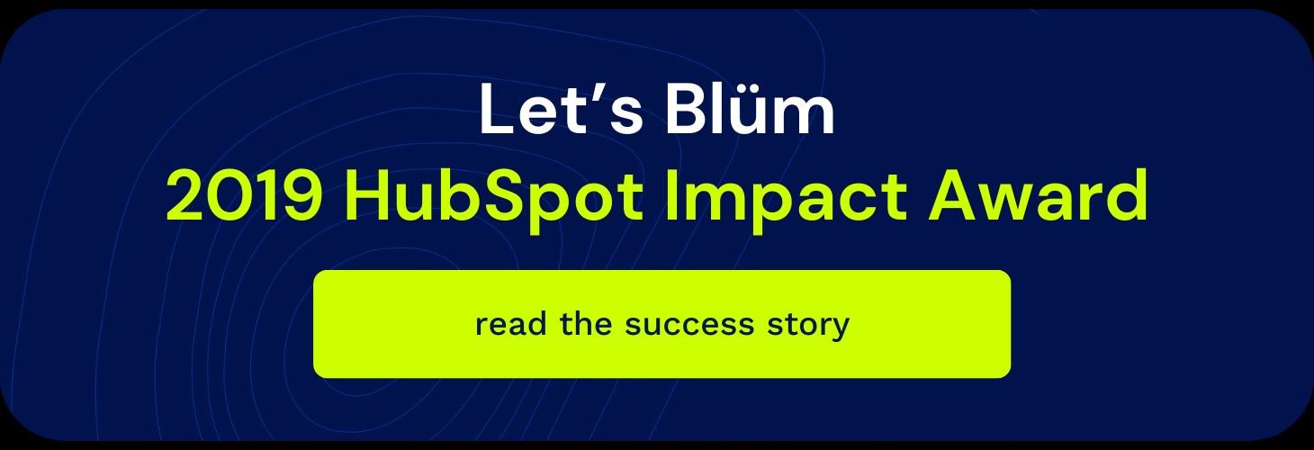 HubSpot Award Winning CMS Design