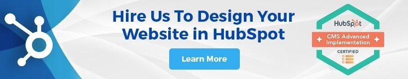 Build Your Website In HubSpot