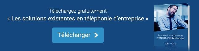 solutions téléphonie d'entreprise