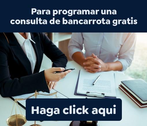 Consulta de bancarrota gratis