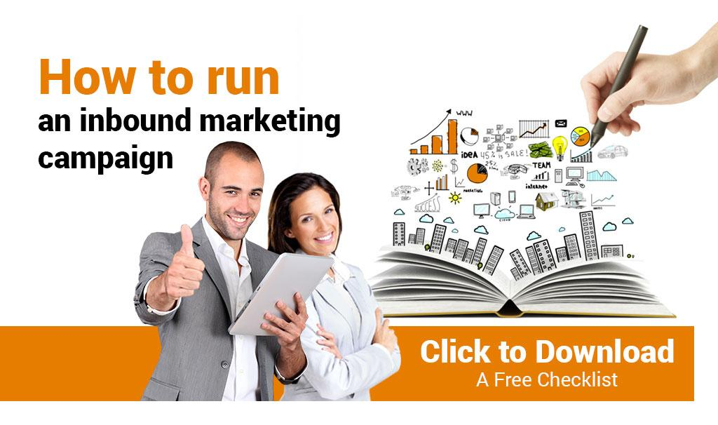 How To Run an Inbound Marketing Campaign cta