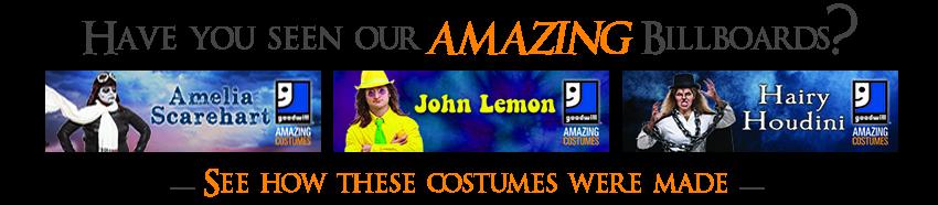 Goodwill Halloween Billboards